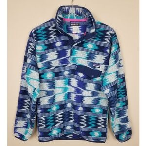 Patagonia   Synchilla Fleece Snap T Pullover